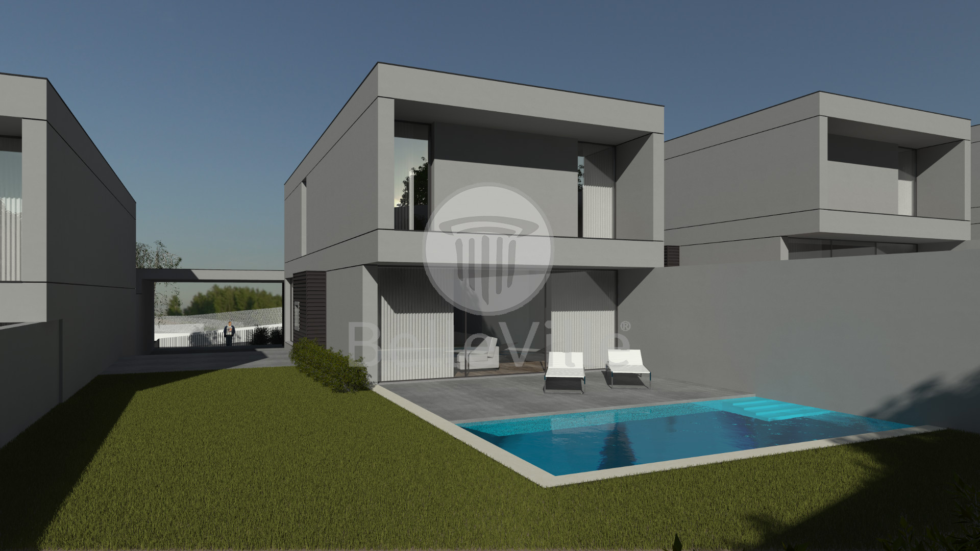 Terraced house T3, Braga, Braga